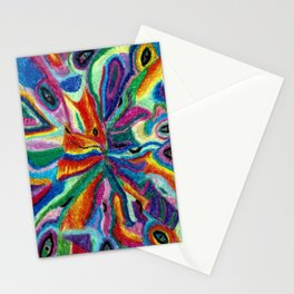 Dragon Fire Stationery Cards