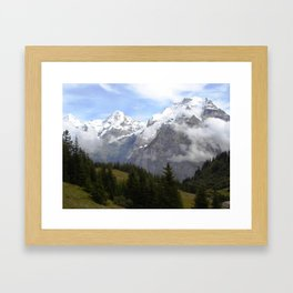 Three Giants Framed Art Print