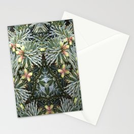 Little Christmas Tree Stationery Cards