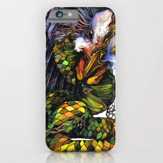 Snicken II iPhone & iPod Case