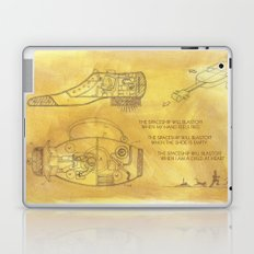 POEM OF SPACESHIP Laptop & iPad Skin