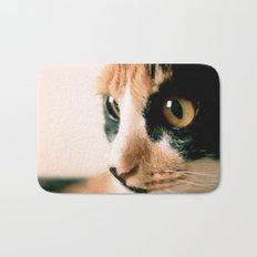 Thinking Cat Bath Mat