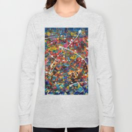 Colorful Impressions Long Sleeve T-shirt