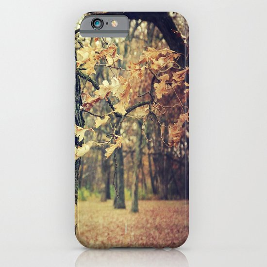 Wilted Beauty iPhone & iPod Case
