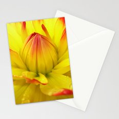 dahlia Stationery Cards