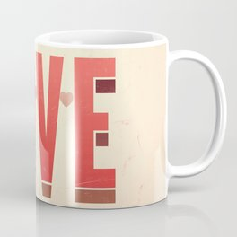 Love, love, love Coffee Mug