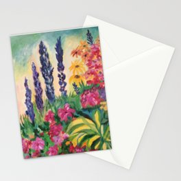 Perennials Stationery Cards