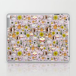 Cute Guinea Pigs Laptop & iPad Skin