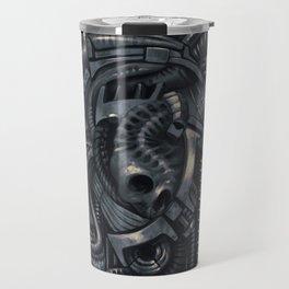 Biomechanic Travel Mug