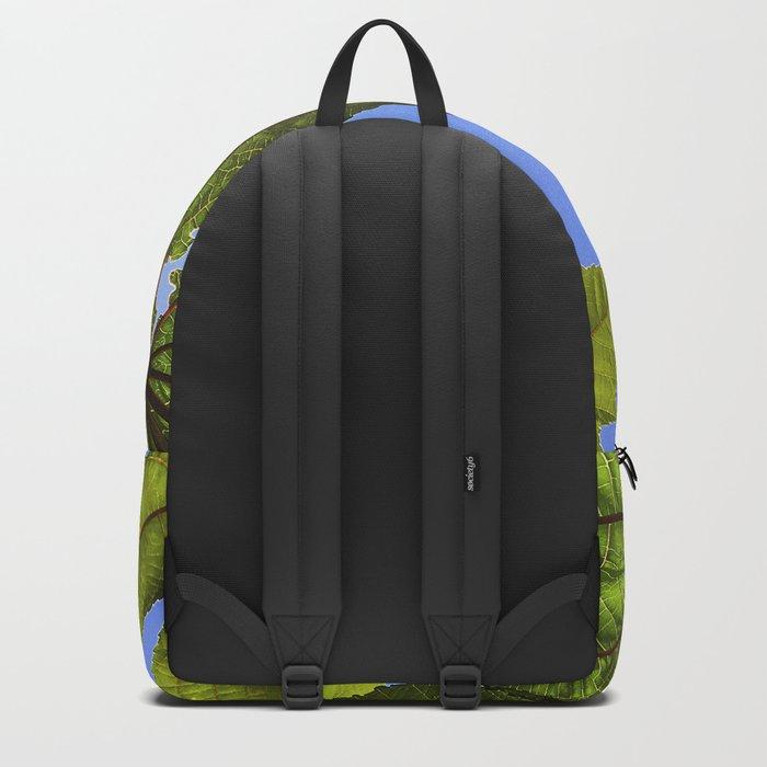 Castor Bean Backpack