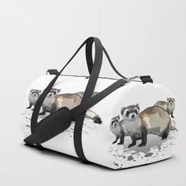 Ferrets Duffle Bag