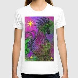 Purple Haze Hen T-shirt