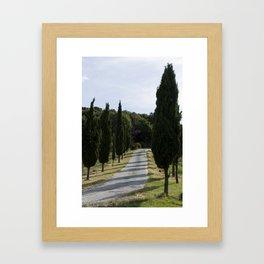 homage to Carducci Framed Art Print