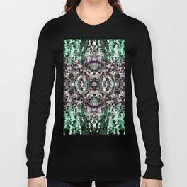 Abstract Print Long Sleeve T-shirt