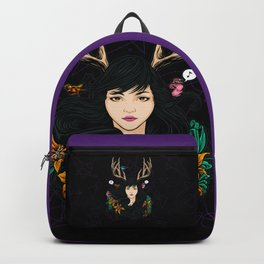 Fawn Girl Backpack