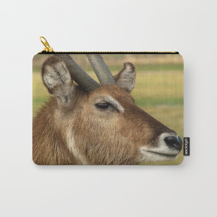 Elk photography Carry-All Pouch