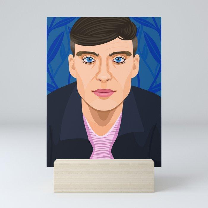 Cillian Murphy Mini Art Print
