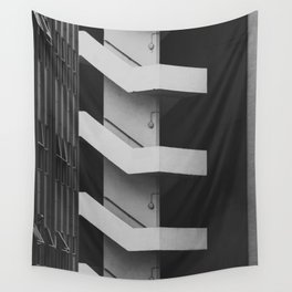 Emergency Escape Wall Tapestry