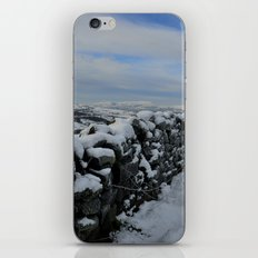 The Pendle Hills iPhone & iPod Skin
