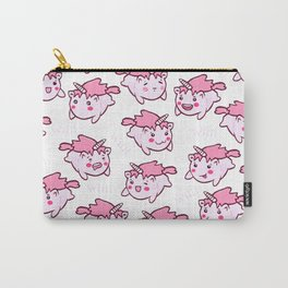 Wiii Unicorns Carry-All Pouch