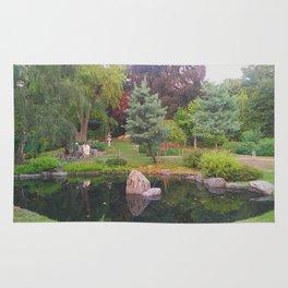 The Japanese Garden Rug