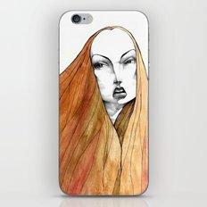 Apple Peel iPhone & iPod Skin