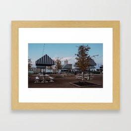 Magnolia-Alico View Framed Art Print