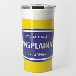 Mansplainaise Travel Mug