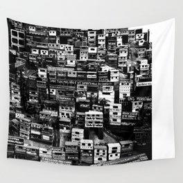 Favela Wall Tapestry