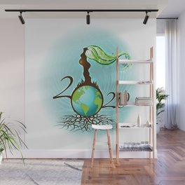 Mother Earth 2020 Wall Mural
