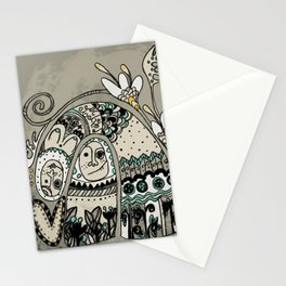 love king! Stationery Cards
