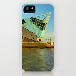 The Deep by the Moon iPhone Case