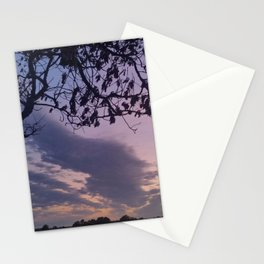 Pastel Sky #4 Stationery Cards