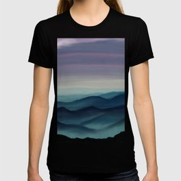 Over the Mountains and through the Woods T-shirt