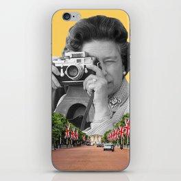Her Majesty Queen Elizabeth II iPhone Skin