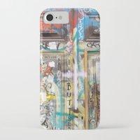 door iPhone & iPod Cases featuring DOOR by  ECOLARTE