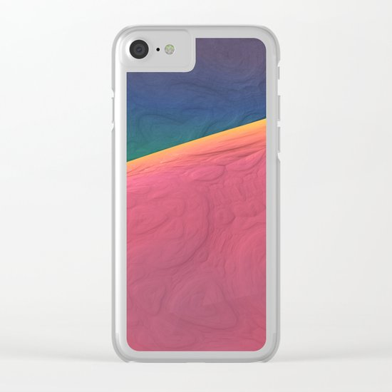 Planet X Clear iPhone Case