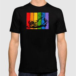Dino Pride - Raptor Jeff T-shirt