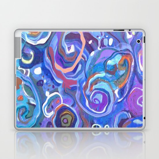 Aquatic Laptop & iPad Skin