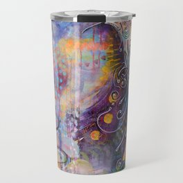 Rising from the Ashes Travel Mug