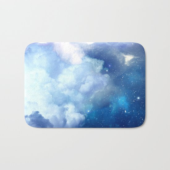 Starclouds Bath Mat
