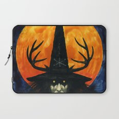 Autumn Conjurer Laptop Sleeve