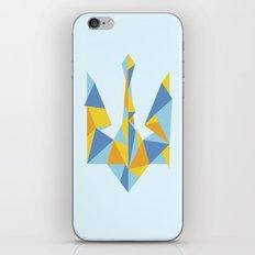 Ukraine Geometry iPhone & iPod Skin