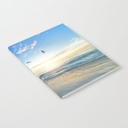 Beach Scene 34 Notebook