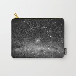 STARGAZING IS LIKE TIME TRAVEL Carry-All Pouch