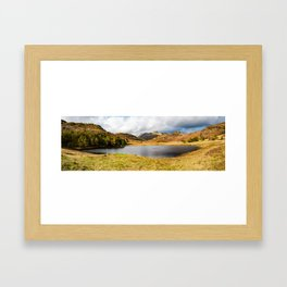 Blea Tarn in the English Lake District Framed Art Print