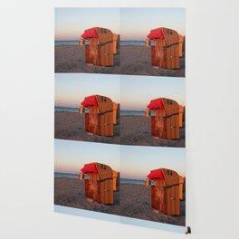Strandkorb Wallpaper