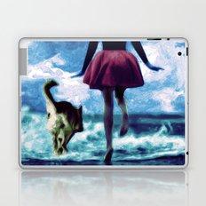 Race to the Sea Laptop & iPad Skin