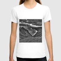 hawaii T-shirts featuring Hawaii by Green Skye