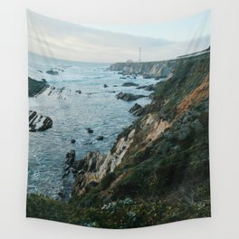 Point Arena Lighthouse Wall Tapestry